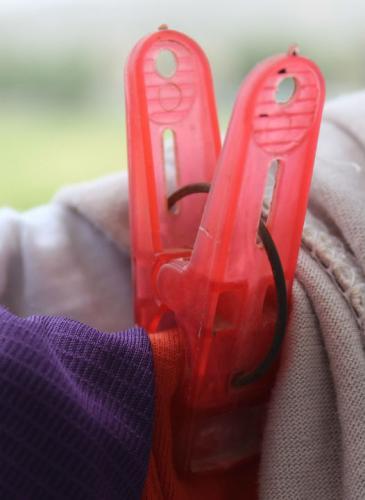 No para de llover: cómo lavar y secar la ropa