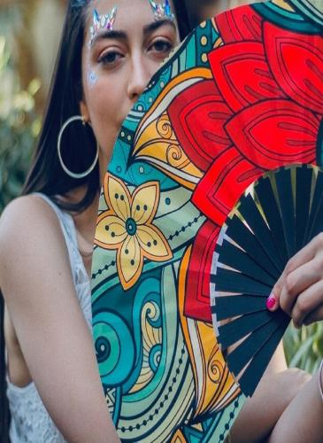El curioso arte de fabricar abanicos en Córdoba