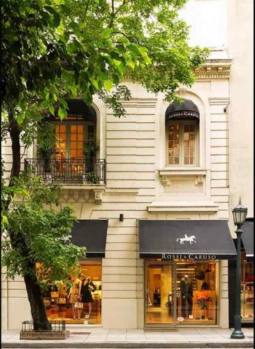 Asomate al recorrido trendy que estamos haciendo en Buenos Aires
