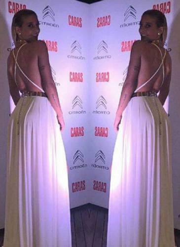 El vestido hot de Sol Pérez analizado por especialistas: ¿provocación o acierto?