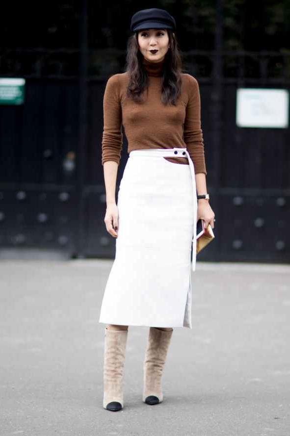 5629767f6 Moda de primavera: la falda que vamos a usar en todo momento | MUSA