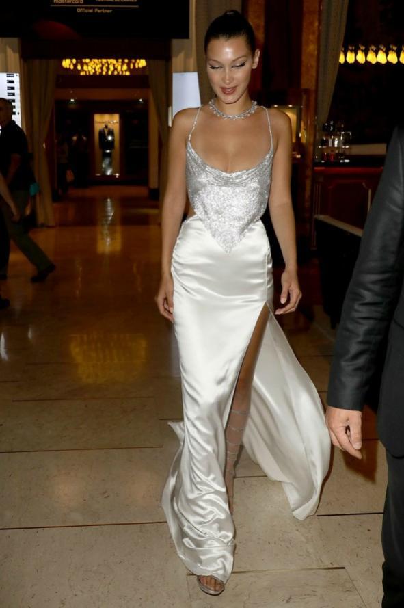 Vestidos de novia famosas argentina