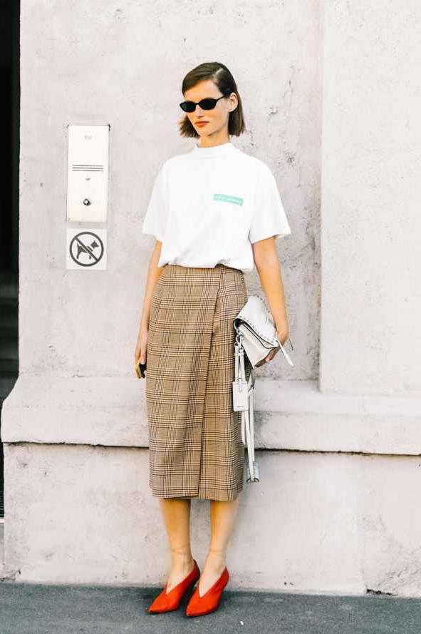 46802287 Moda de primavera: la falda que vamos a usar en todo momento | MUSA