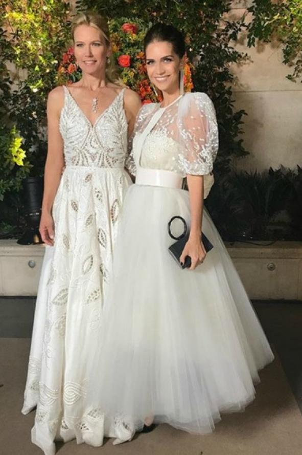 cómo vestir de blanco sin parecer una novia (y otros looks hermosos