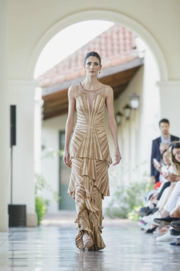 8f7f2ce09 Cuánto cuestan los vestidos del diseñador favorito de Juliana Awada ...