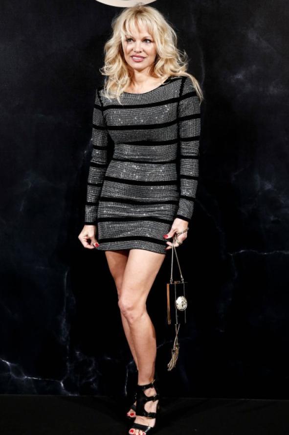 31a9c693d Duelo de estilos  ¿Pamela Anderson o Sarah Jessica Parker